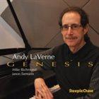 ANDY LAVERNE Genesis album cover