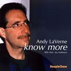 ANDY LAVERNE Three's Not a Crowd album cover