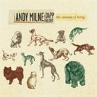 ANDY MILNE Andy Milne & Dapp Theory : The Seasons of Being album cover