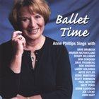ANNE PHILLIPS Ballet Time album cover