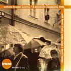 ANTHONY BRAXTON Anthony Braxton Quartet : 8 Standards (Wesleyan) 2001 album cover