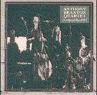 ANTHONY BRAXTON Anthony Braxton Quartet : (Victoriaville) 1992 album cover