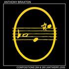 ANTHONY BRAXTON Tentet (Antwerp) 2000 Part 1 album cover
