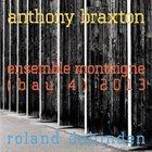 ANTHONY BRAXTON Ensemble Montaigne album cover