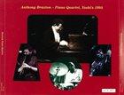 ANTHONY BRAXTON Piano Quartet, Yoshi's 1994 album cover