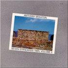 ANTHONY BRAXTON Seven Standards 1985, Volume II album cover