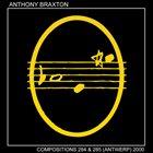 ANTHONY BRAXTON Tentet (Antwerp) 2000 Part 2 album cover