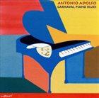 ANTONIO ADOLFO Carnaval Piano Blues album cover