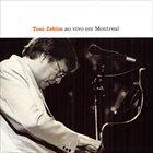ANTONIO CARLOS JOBIM Ao Vivo Em Montreal album cover