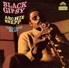 ARCHIE SHEPP Black Gipsy album cover