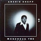 ARCHIE SHEPP Montreux Two album cover