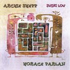 ARCHIE SHEPP Swing Low (with Horace Parlan) album cover