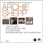 ARCHIE SHEPP The Complete Remastered Recordings album cover
