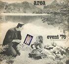 AREA Event '76 album cover