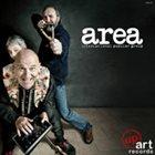 AREA Live 2012 album cover