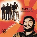AREA Revolution album cover