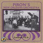 ARMAND PIRON Piron's New Orleans Orchestra album cover