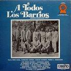 ARSENIO RODRIGUEZ A Todos Los Barrios album cover