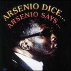 ARSENIO RODRIGUEZ Arsenio Dice album cover