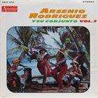 ARSENIO RODRIGUEZ Arsenio Rodriguez Y Su Conjunto Vol 2 album cover