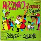 ARSENIO RODRIGUEZ Sabroso and Caliente album cover