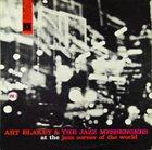 ART BLAKEY At The Jazz Corner Of The World Vol. 1 album cover