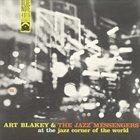 ART BLAKEY At The Jazz Corner Of The World Vol. 2 album cover