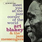 ART BLAKEY At the Jazz Corner of the World Vol.1&2 album cover