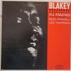 ART BLAKEY Blakey In Paris (aka Paris Jam Session) album cover