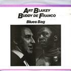 ART BLAKEY Blues Bag (with Buddy De Franco) album cover