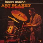 ART BLAKEY Blues March album cover