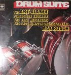 ART BLAKEY Drum Suite (with Slide Hampton Orchestra Feat. Max Roach) album cover