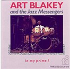 ART BLAKEY In My Prime Vol. 1 album cover
