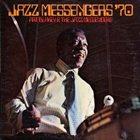 ART BLAKEY Jazz Messengers '70 album cover