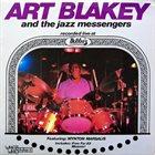 ART BLAKEY Recorded Live At Bubba's (aka Jazz Café Presents Art Blakey) album cover