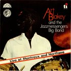 ART BLAKEY Live At Montreux And Northsea album cover