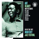 ART BLAKEY Live at the Monterey Jazz Festival 1972 album cover