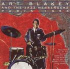 ART BLAKEY Paris 1958 album cover