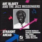 ART BLAKEY Straight Ahead album cover
