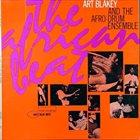 ART BLAKEY The African Beat album cover