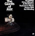 ART BLAKEY The Giants of Jazz – Live in London album cover