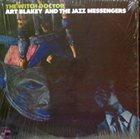 ART BLAKEY The Witch Doctor album cover