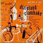 ART HODES Dixieland Clambake album cover