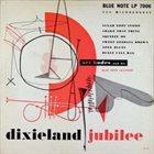 ART HODES Dixieland Jubilee album cover