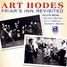 ART HODES Friar's Inn Revisited album cover