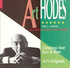 ART HODES Solos, Vol. 1 album cover
