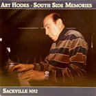 ART HODES South Side Memories album cover