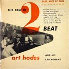 ART HODES The Best in 2 Beat album cover