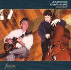 ART JOHNSON Art Johnson & Frédéric Alarie : Contact album cover