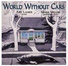ART LANDE Art Lande & Mark Miller : World Without Cars album cover
